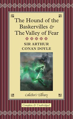 Book cover for The Hound of the Baskervilles & The...