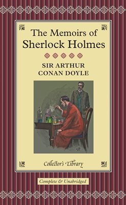 Book cover for The Memoirs of Sherlock Holmes