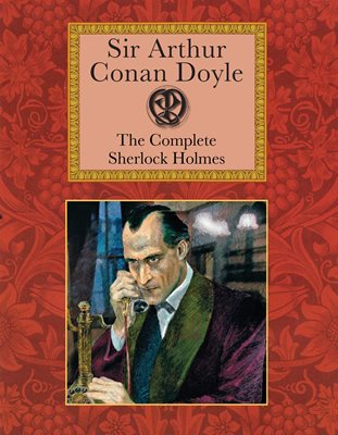 Book cover for The Complete Sherlock Holmes