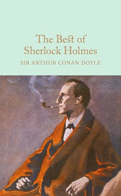 Book cover for The Best of Sherlock Holmes