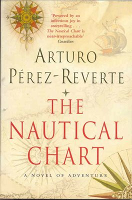 Book cover for The Nautical Chart: A Novel of Adventure