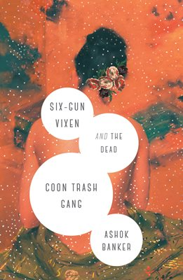 Book cover for Six-Gun Vixen and the Dead Coon Trash...