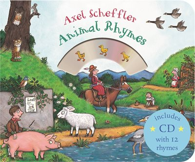 Mother Goose's Animal Rhymes