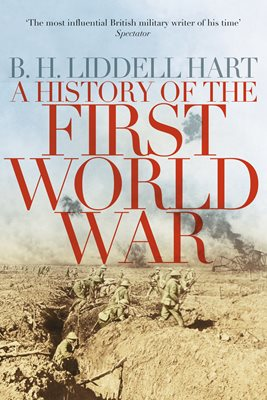 Book cover for A History of the First World War