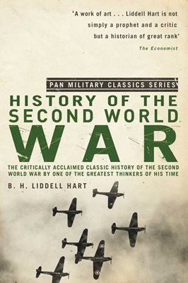 Book cover for A History of the Second World War