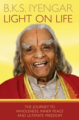 Book cover for Light on Life