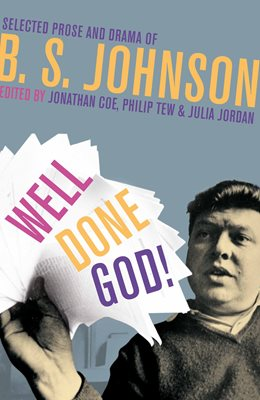Book cover for Well Done God!