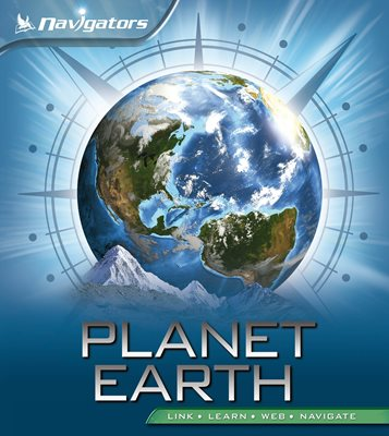 Book cover for Navigators: Planet Earth