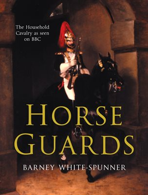 Book cover for Horse Guards