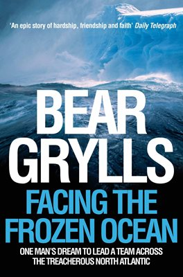Book cover for Facing the Frozen Ocean