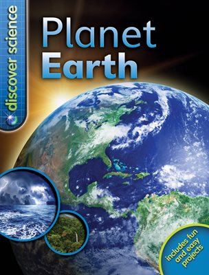 Book cover for Discover Science: Planet Earth