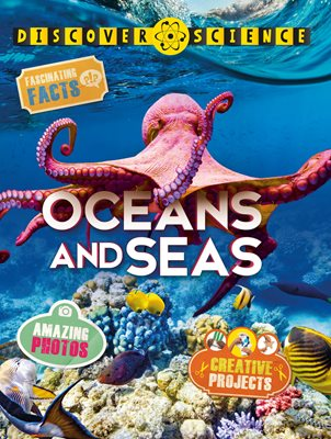 Book cover for Discover Science: Oceans and Seas