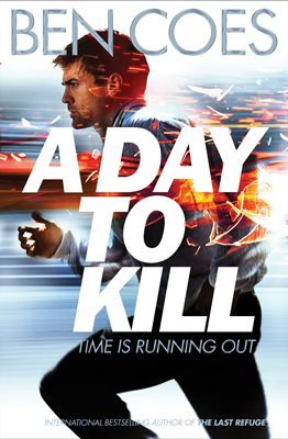Book cover for A Day to Kill