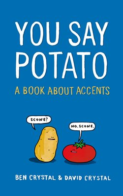 Book cover for You Say Potato