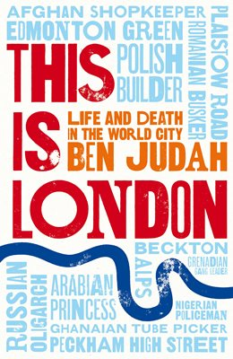 Book cover for This is London