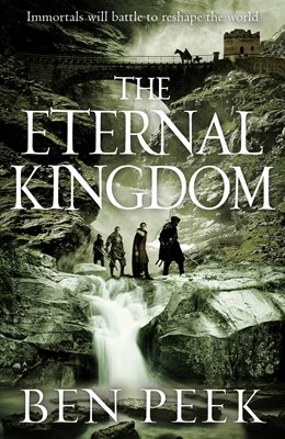 Book cover for The Eternal Kingdom