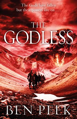 Book cover for The Godless
