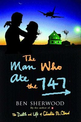 Book cover for The Man Who Ate the 747