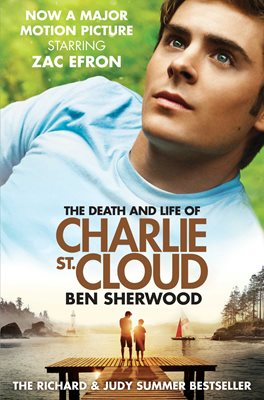 Book cover for The Death and Life of Charlie St...