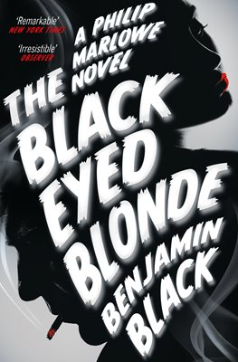 Book cover for The Black Eyed Blonde