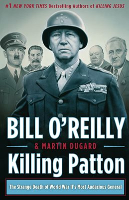 Book cover for Killing Patton