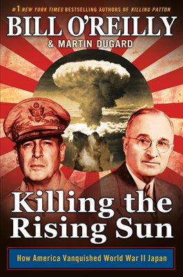 Book cover for Killing the Rising Sun
