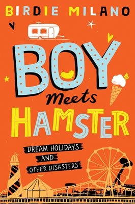 Book cover for Boy Meets Hamster