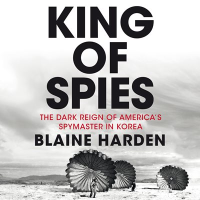 Book cover for King of Spies