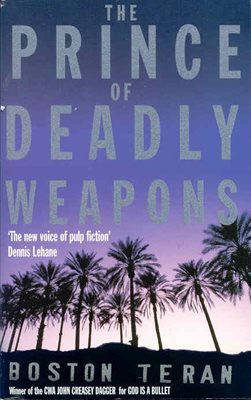 Book cover for The Prince of Deadly Weapons
