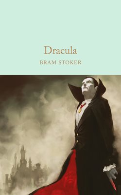 Book cover for Dracula