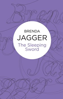 Book cover for The Sleeping Sword