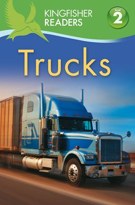 Book cover for Kingfisher Readers: Trucks (Level 2...