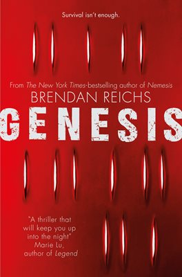Book cover for Genesis