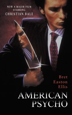 Book cover for American Psycho (Film Tie-In)
