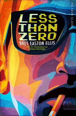 Book cover for Less Than Zero