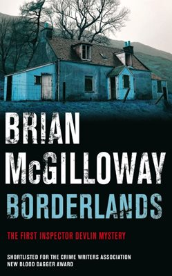 Book cover for Borderlands