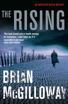 Book cover for The Rising