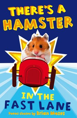 Book cover for There's a Hamster in the Fast Lane