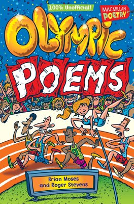 Book cover for Olympic Poems - 100% Unofficial!