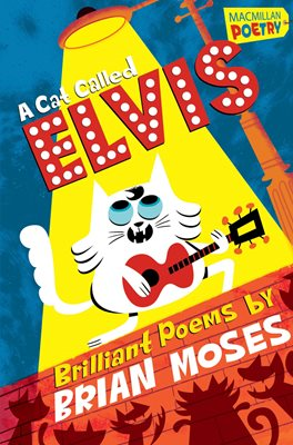 Book cover for A Cat Called Elvis