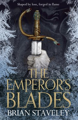 Book cover for The Emperor's Blades