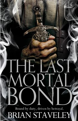 Book cover for The Last Mortal Bond