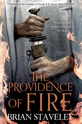 Book cover for The Providence of Fire