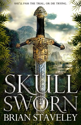 Book cover for Skullsworn