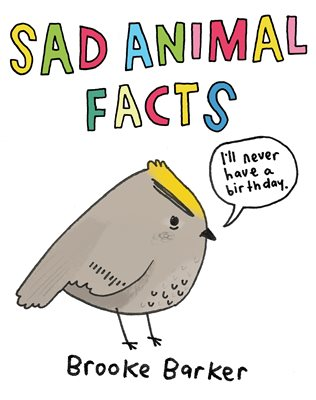 Book cover for Sad Animal Facts