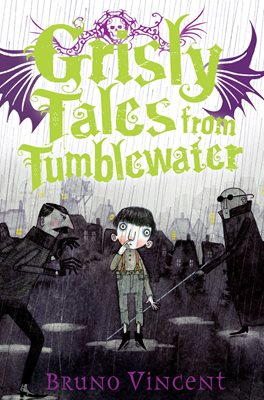 Book cover for Grisly Tales from Tumblewater