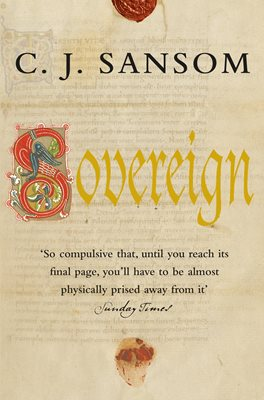 Book cover for Sovereign