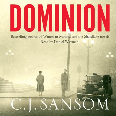 Book cover for Dominion