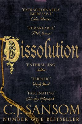 Book cover for Dissolution