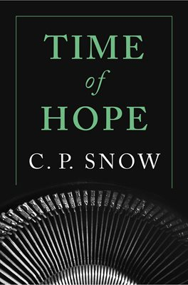 Book cover for Time of Hope